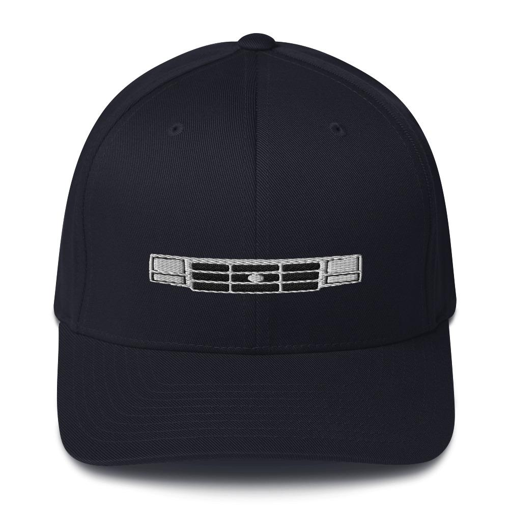 OBS Flexfit Hat Structured Twill Cap (closed back)