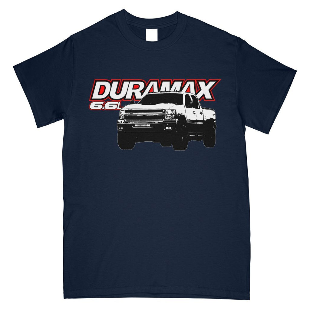 6.6l Duramax Silverado T-Shirt (🏷️10% OFF - Purchase 2 Or More Items)