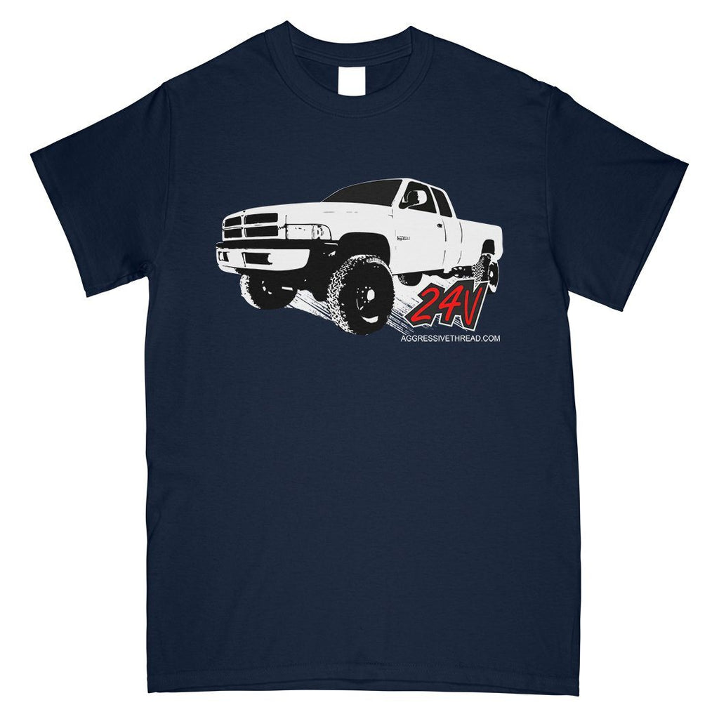 2nd Gen 24v Second Gen | 24v Diesel Truck T-Shirt