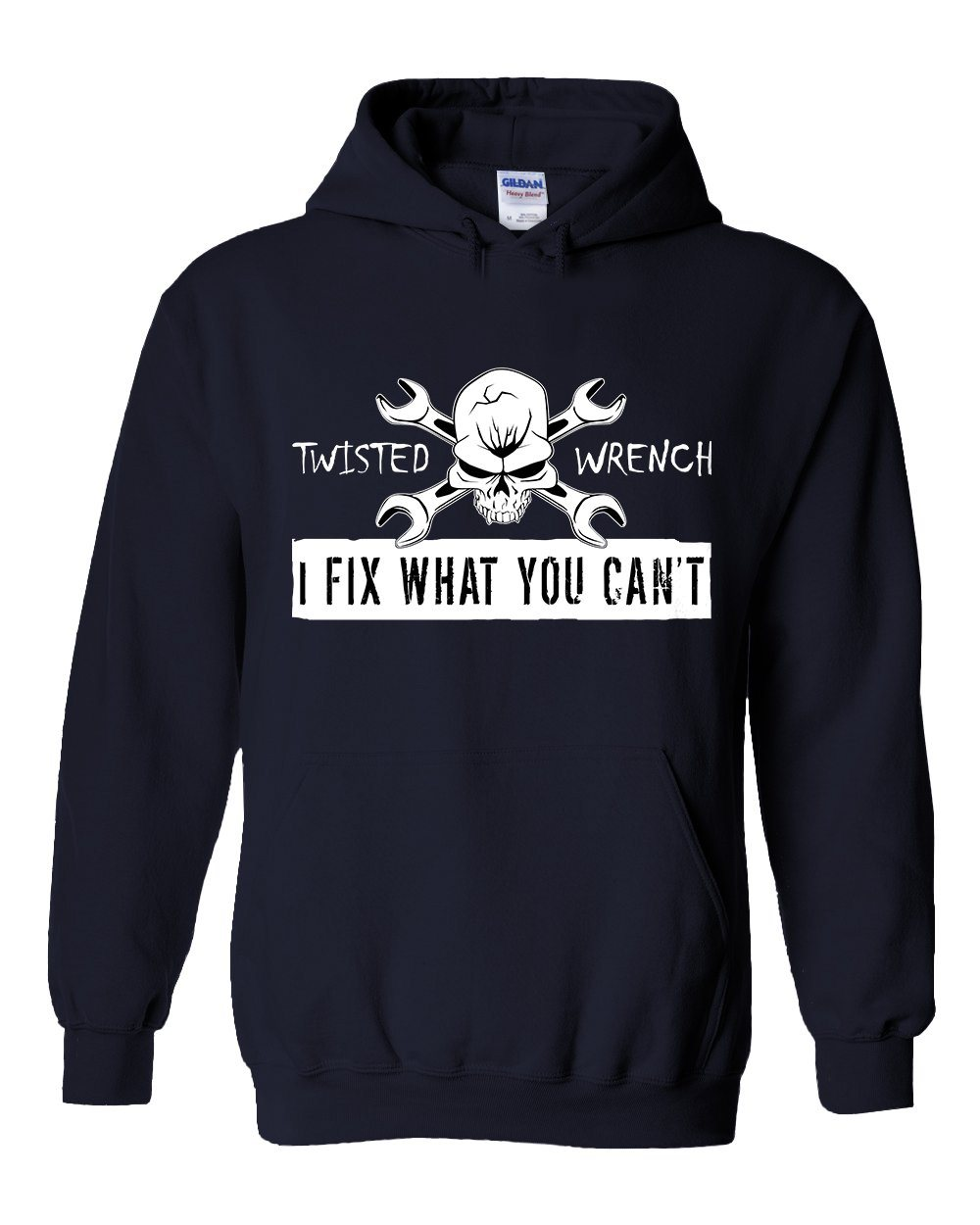 Mechanic Sweatshirt | Gift For Mechanic | Aggressive Thread Mechanic Apparel