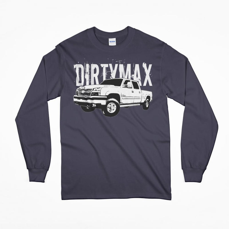 Dirtymax 06 Duramax Long Sleeve T-Shirt