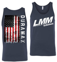 LMM Duramax Burning Diesel Tank Top Shirt