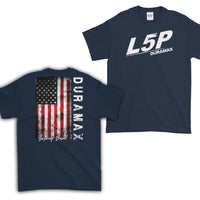 L5P Duramax T-Shirt | Aggressive Thread Truck Apparel