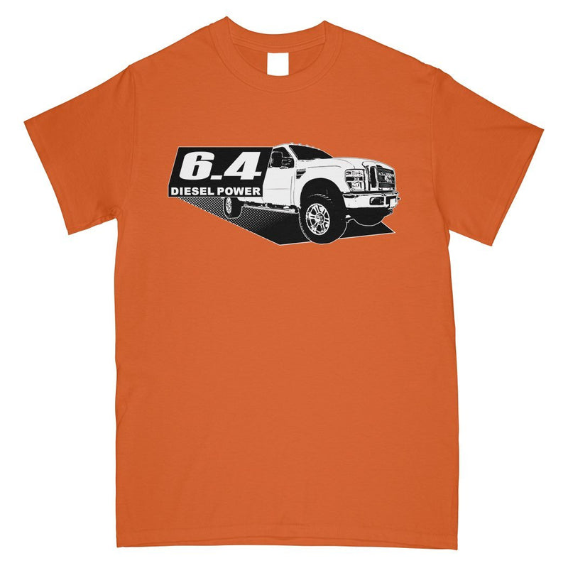Powerstroke Power Stroke 6.4 Diesel Power T-Shirt