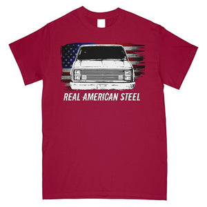 Real American Steel C10 Square Body T-Shirt