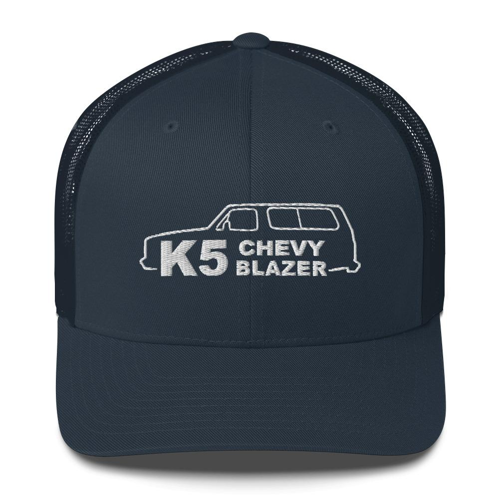K5 Blazer Square Body Trucker Cap Hat