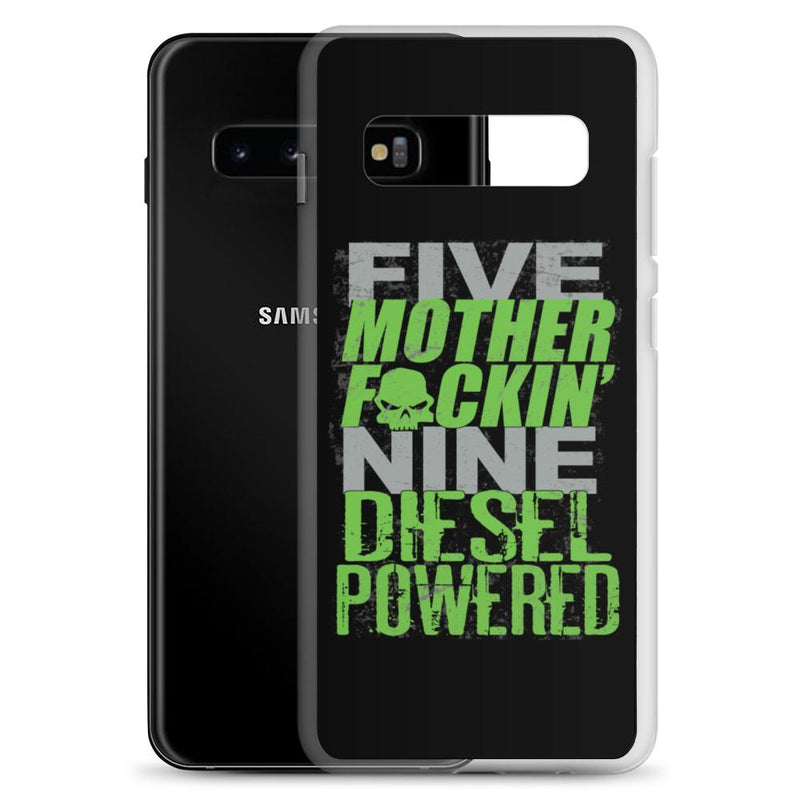 5.9 MFN Diesel Truck Protective Samsung Phone Case