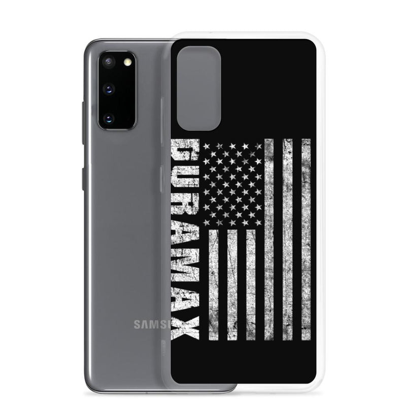 Duramax American Flag Protective Samsung Phone Case