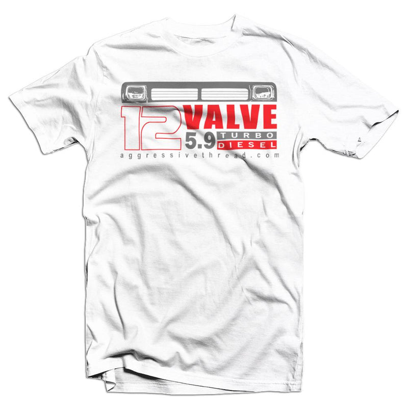 First Gen Cummins T-Shirt | First Gen Dodge Ram | Aggressive Thread Diesel Truck Apparel