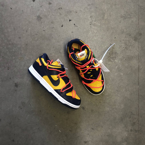 Off White SB Dunks
