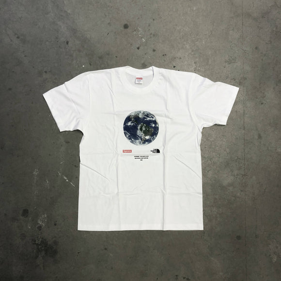 Supreme TNF World Tee