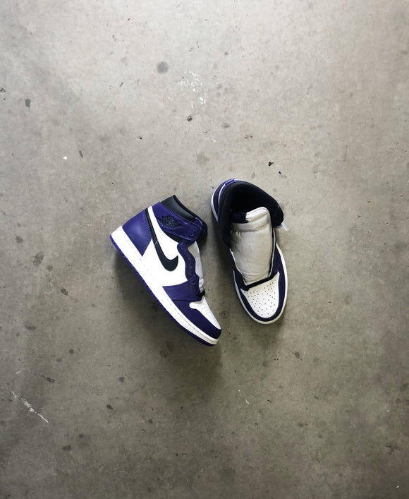 Jordan 1 - Court Purple