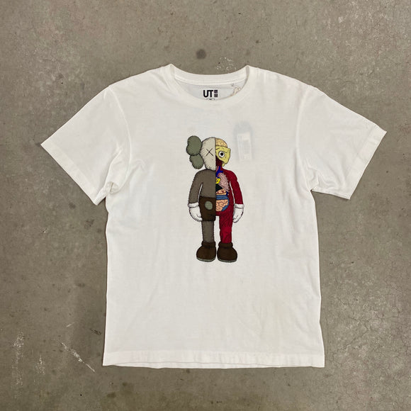 KAWS x Uniqlo Flayed Tee