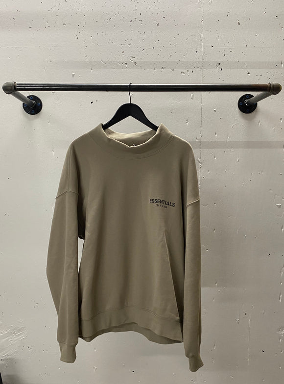 Essentials Mock Neck
