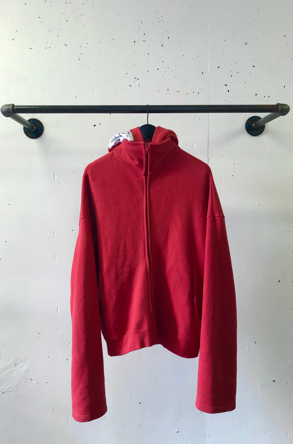 Vetements Zip-Up