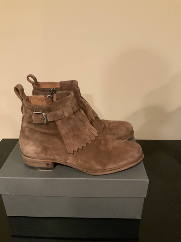 John Varvatos Suede Boot