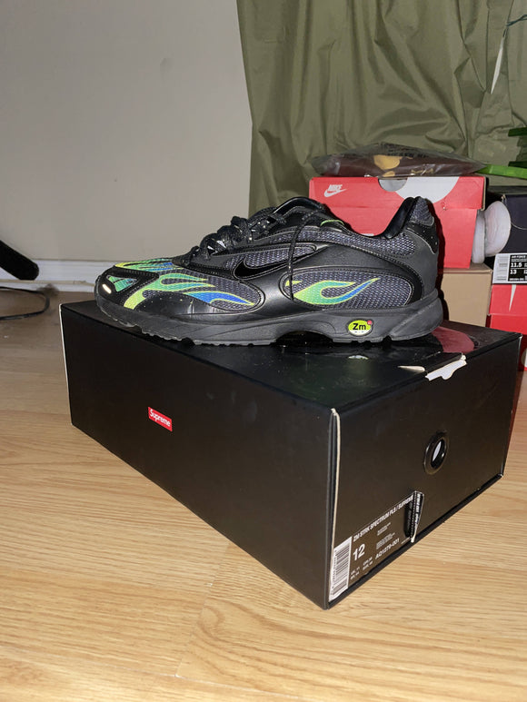 Supreme Nike zoom streak spectrum plus