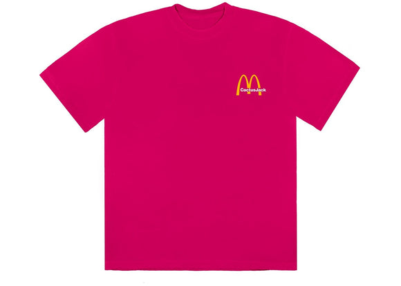 Travis Scott x McDonalds Tee
