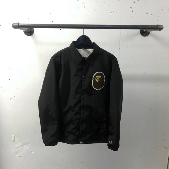 Bape x Champion Coach Jacket