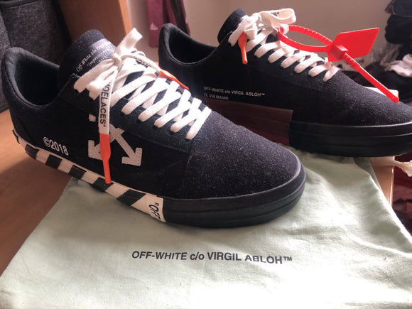 OFF-WHITE VULC LOW (2018)