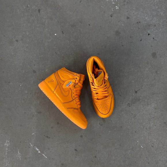 Air Jordan 1 Orange Gatorade