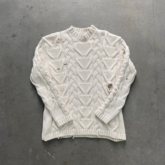 Palm Angels Fisherman Knit