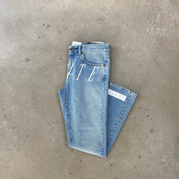 Off--White Denim