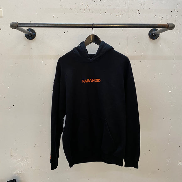 Undefeated X Anti Social Social Club Paranoid Hoodie