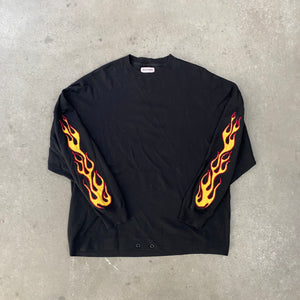 Palm Angels Flame Knit
