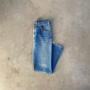 619 Orange Tab Levi's Denim