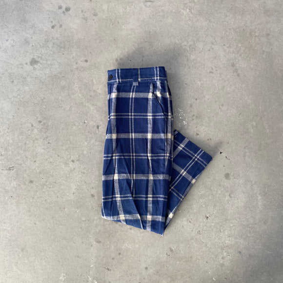 Rochambeau Plaid Pant