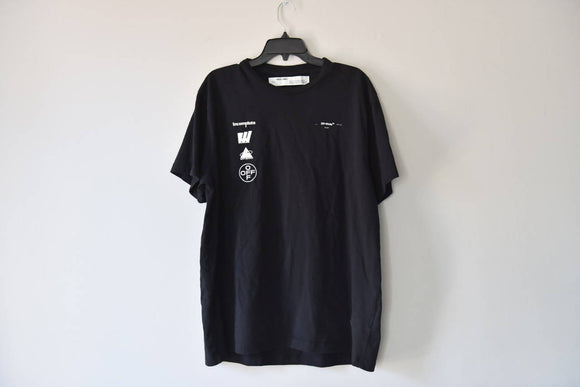 Off-white Queen Tee