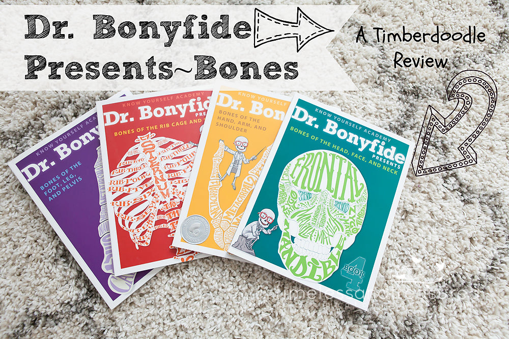 Dr. Bonyfide - A Timberdoodle Product Review