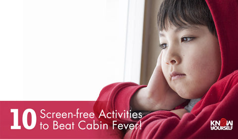 10 Screen-Free Kids' Activities to Beat Cabin Fever
