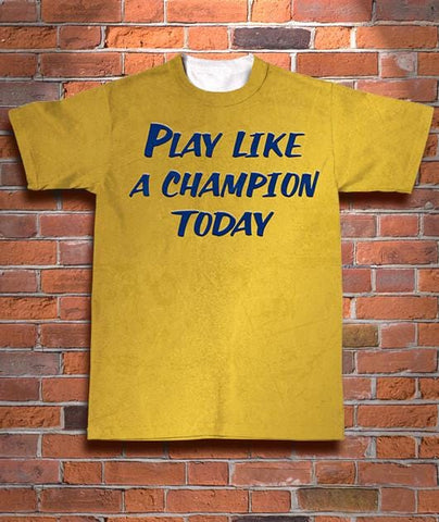 Play Like a Champion Today!