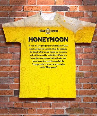 BEER: Honeymoon