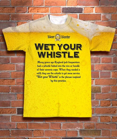 BEER: Wet Your Whistle