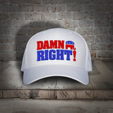 HAT: Damn RIGHT