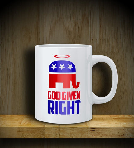 MUG: God Given RIGHT
