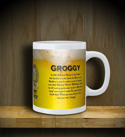 MUG: Beer Banter: Groggy