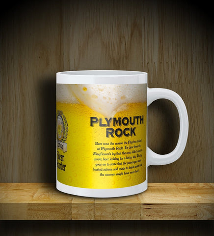 MUG: Beer Banter: Plymouth Rock