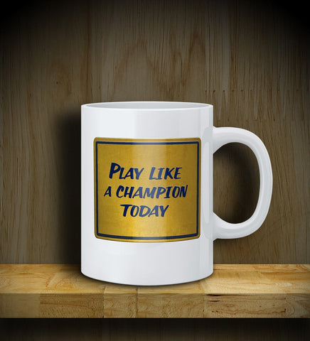 MUG: Play like a Champion Today