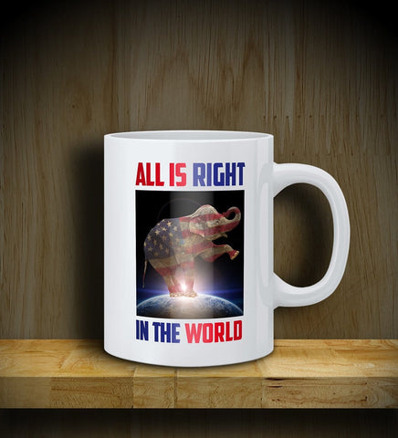 MUG: All is RIGHT in the World - 1