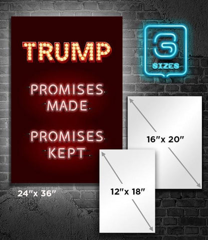 POSTER: Promises Made Promises Kept: Neon
