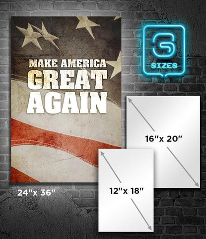 POSTER: Make America GREAT Again