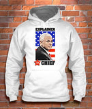 PENCE: Explainer in Chief