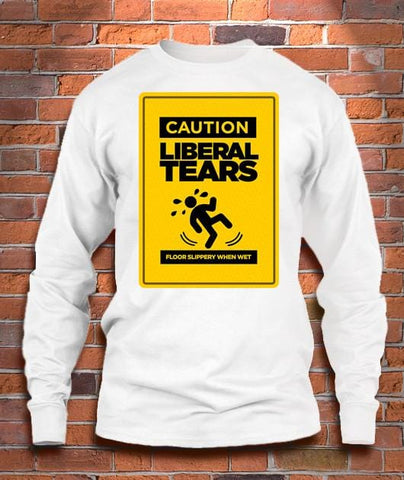 Liberal Tears: Caution