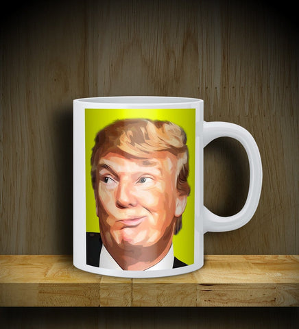 MUG: TRUMP: Face One