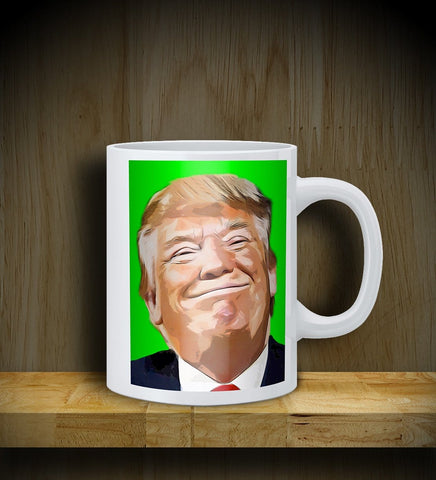 MUG: TRUMP: Face Two