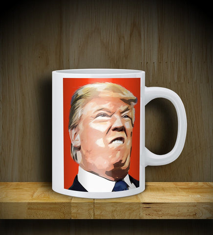 MUG: TRUMP: Face Three